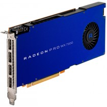 VGA AMD Radeon Pro WX 7100, AMD WX7100, 8GB, do 1240MHz, DP 4x, 12mj (100-505826)