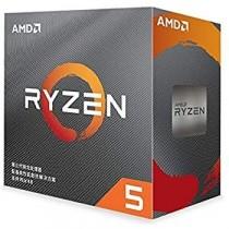 CPU AMD Ryzen 5-3500x (3.6GHz do 4.1GHz, 35MB (3MB+32MB), C/T: 6/6, AM4, cooler, 95W), 36mj
