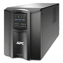 UPS APC 1500VA, Smart-UPS, SMT1500IC, 1000W, Line Interactive, crna, 24mj