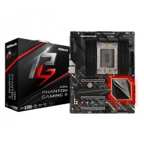 MB ASRock X399 Phantom Gaming 6, TR4, ATX, 8x DDR4, Intel X399, 36mj (90-MXB9B0-A0UAYZ)