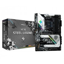 MB ASRock X570 Steel Legend, AM4, ATX, 4x DDR4, AMD X570, DP, HDMI, 36mj (90-MXBAR0-A0UAYZ)