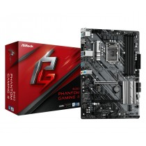 MB ASRock B460  Phantom Gaming 4, LGA 1200, ATX, 4x DDR4, Intel B460, 36mj (90-MXBCP0-A0UAYZ)