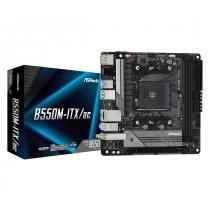 MB ASRock B550M-ITX/ac, AM4, mini ITX, 2x DDR4, AMD B550, WL, 36mj (90-MXBDH0-A0UAYZ)