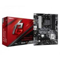 MB ASRock B550 Phantom Gaming 4/ac, AM4, ATX, 4x DDR4, AMD B550, WL, 36mj (90-MXBDZ0-A0UAYZ)
