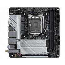 MB ASRock Z590M-ITX/ax, LGA 1200, mini ITX, 2x DDR4, Intel Z590, LAN 2x, WL, 36mj (90-MXBET0-A0UAYZ)