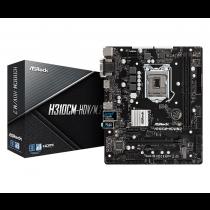 MB ASRock H310CM-HDV/M.2, LGA 1151v2, micro ATX, 2x DDR4, Intel H310, VGA, DVI-D, HDMI, 24mj