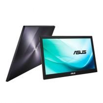 """Monitor Asus 15.6"""", MB169B+, 1920x1080, USB 3.0, srebrna, 36mj, (90LM0183-B01170)"""