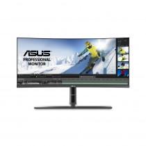 "Monitor Asus 34.1"", PA34VC, 3440x1440, zakrivljen, Lift, Zvučnici, crna, 36mj, (90LM04A0-B01370)"