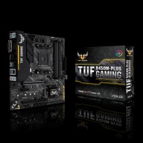 MB Asus TUF B450M-PLUS GAMING, AM4, micro ATX, 4x DDR4, AMD B450, S3 6x, DVI-D, HDMI, 36mj (90MB0YQ0-M0EAY0)
