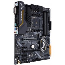 MB Asus TUF B450-PRO GAMING, AM4, ATX, 4x DDR4, AMD B450, DVI-D, HDMI, 36mj (90MB10C0-M0EAY0)