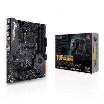 MB Asus TUF GAMING X570-PLUS (WI-FI), AM4, ATX, 4x DDR4, AMD X570, DP, HDMI, WL, 36mj (90MB1170-M0EAY0)