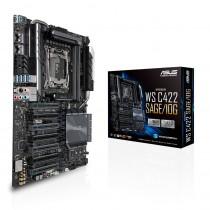MB Asus WS C422 SAGE/10G, LGA 2066, ATX, 8x DDR4, Intel C422, 0mj (90SW00J0-M0EAY0)