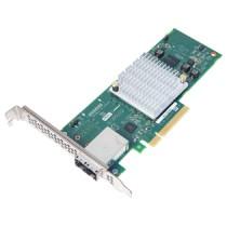 Kontroler Adaptec HBA 1000-8e  SAS PCIe 8 port ext. (SGL) (2288100-R)