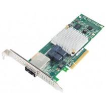 Kontroler Adaptec HBA 1000-8i8e SAS PCIe 8 port int / 8 port ext. (SGL) (2288500-R)