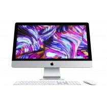 "PC Apple iMac, 27"" 5120x2880, srebrna, Intel Core i5 3.7GHz 6C, 2TB FusionDrive, 8GB, AMD Radeon Pro 580X 4GB, AiO, 12mj, Tipk. ENG, Miš, MRR12ZE/A"
