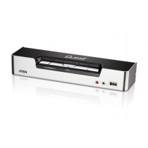 PC Preklopnik KVM Aten 4-Port USB HDMI/Audio KVMP Switch, (CS1794)