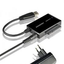 Kućište Axagon Adapter USB 3.0 - SATA 6G, crna, adapter, 24mj (ADSA-FP3)