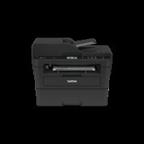 Brother MFC-L2752DW, print, scan, copy, fax, ADF-D, duplex, laser, A4, USB, LAN, WL, 1-bojni, crna, 24mj, (MFCL2752DWYJ1)