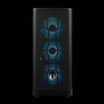 Kućište BitFenix Nova Mesh Black, crna, ATX, 24mj (BFC-NVM-300-KKXSK-RP)