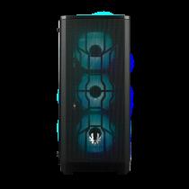 Kućište BitFenix Nova Mesh TG Black, crna, ATX, 24mj (BFC-NVM-300-KKGSK-RP)
