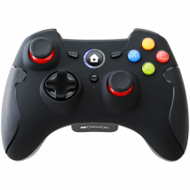 Gamepad Canyon Wireless Controller with Dual Motor, USB WL, 24mj, (CND-GPW6)