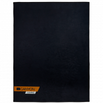 Gaming tepih 100x130cm Black with canyon logo, Canyon CND-SFM01