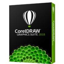 Corel CorelDraw GraphicSuite 2018, EN, Retail, 1 Usr, Trajna, WIN, DVD, CDGS2018IEDP