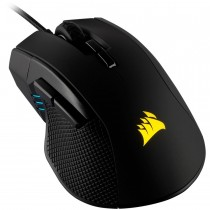 Miš Corsair IRONCLAW RGB FPS/MOBA Gaming Mouse, Optički, USB, crna, 24mj, (CH-9307011-EU)