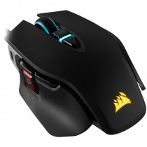 Miš Corsair M65 RGB ELITE Tunable FPS Gaming Mouse — Black, Optički, USB, crna, 24mj, (CH-9309011-EU)