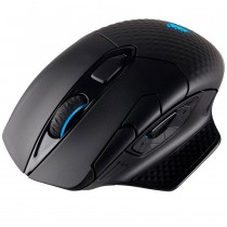 Miš Corsair DARK CORE RGB Performance Wired / Wireless Gaming Mouse, Optički, USB i USB wireless, crna, 24mj, (CH-9315011-EU)
