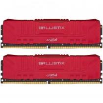DDR4 16GB (2x8GB), DDR4 3600, CL16, DIMM 288-pin, Crucial Ballistix BL2K8G36C16U4R, 36mj