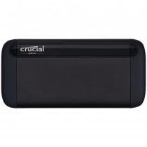 SSD externi Crucial 1TB crna, Portable SSD, X8, CT1000X8SSD9, M2, USB3.2 Gen 2, 36mj