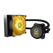 CPU cooler CoolerMaster MasterLiquid ML120L RGB TUF Gaming Edition, Water, 1x fan 120mm, 24mj, (MLW-D12M-A20PW-RT)