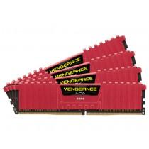 DDR4 16GB (4x4GB), DDR4 2400, CL14, DIMM 288-pin, Corsair Vengeance LPX CMK16GX4M4A2400C14R, 36mj