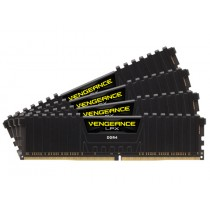 DDR4 64GB (4x16GB), DDR4 2133, CL13, DIMM 288-pin, Corsair Vengeance LPX CMK64GX4M4A2133C13R, 36mj