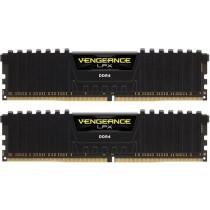 DDR4 8GB (2x4GB), DDR4 2400, CL16, DIMM 288-pin, Corsair Vengeance LPX CMK8GX4M2A2400C16, 36mj