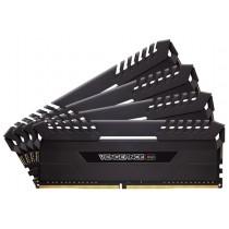 DDR4 32GB (4x8GB), DDR4 3000, CL16, DIMM 288-pin, Corsair Vengeance RGB CMR32GX4M4C3000C16, 36mj