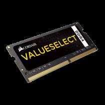NB memorija 4GB (1x4GB), DDR4 2133, CL15, SO-DIMM 260-pin, Corsair Value Select CMSO4GX4M1A2133C15, 36mj