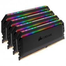 DDR4 64GB (4x16GB), DDR4 3600, CL18, DIMM 288-pin, Corsair Dominator Platinum RGB CMT64GX4M4Z3600C18, 36mj