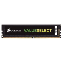 DDR4 16GB (1x16GB), DDR4 2400, CL16, DIMM 288-pin, Corsair Value Select CMV16GX4M1A2400C16, 36mj