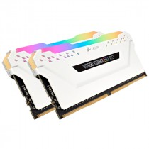 DDR4 16GB (2x8GB), DDR4 2666, CL16, DIMM 288-pin, Corsair Vengeance RGB Pro CMW16GX4M2A2666C16W, 36mj