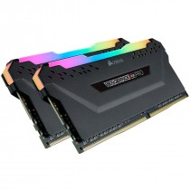DDR4 32GB (2x16GB), DDR4 3333, CL16, DIMM 288-pin, Corsair Vengeance RGB Pro CMW32GX4M2C3333C16, 36mj