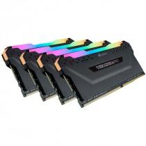 DDR4 32GB (4x8GB), DDR4 4266, CL19, DIMM 288-pin, Corsair Vengeance RGB Pro CMW32GX4M4K4266C19, 36mj