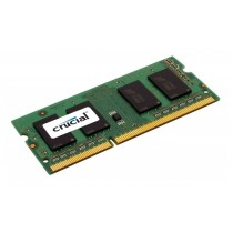 DDR3 8GB (1x8GB), DDR3 1600, CL11, SO-DIMM 204-pin, Crucial CT102464BF160B, 36mj
