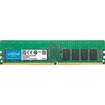 DDR4 16GB (1x16GB), DDR4 2666, CL19, DIMM 288-pin, ECC, Registered, Crucial CT16G4RFD8266, 36mj
