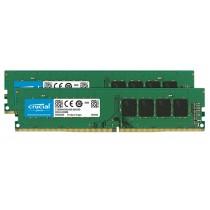 DDR4 32GB (2x16GB), DDR4 2666, CL19, DIMM 288-pin, Crucial CT2K16G4DFD8266, 36mj