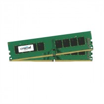 DDR4 16GB (2x8GB), DDR4 2400, CL19, DIMM 288-pin, Crucial CT2K8G4DFS824A, 36mj