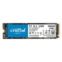 SSD Crucial 500GB, P2, CT500P2SSD8, M2 2280, M.2, NVMe, 60mj