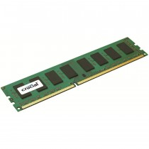 DDR3 4GB (1x4GB), 1.35V, DDR3L 1600, CL11, DIMM 240-pin, Crucial CT51264BD160BJ, 36mj