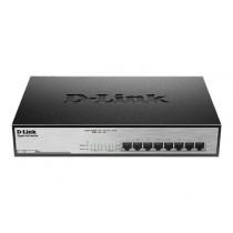 Switch D-Link DGS-1008MP, 8x GbE, 8x PoE GbE, 24mj